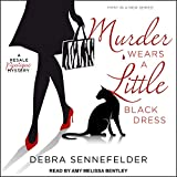 Murder Wears a Little Black Dress (Resale Boutique Mystery, Band 1)