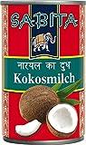 Sabita Kokosmilch, 12er Pack (12 x 165 ml)