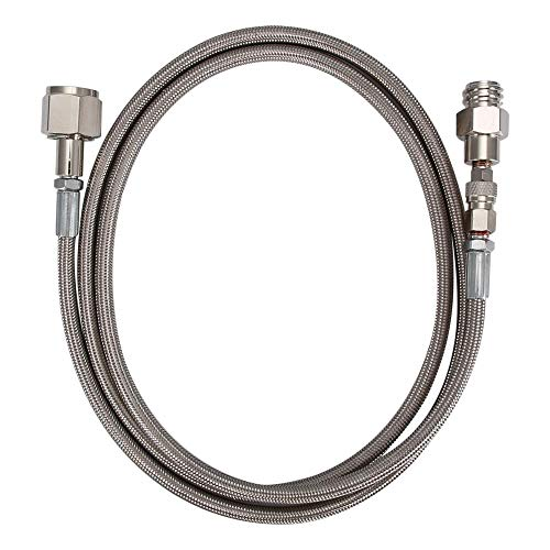 72 inch Hose CO2 Soda Club to External CGA320 Tank Direct Adapter Soda  Maker Accessories for SodaStream