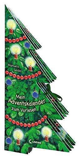 Preisvergleich Produktbild Mein Adventskalender zum Vorlesen