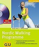 Nordic Walking Programme mit DVD. Lust zum Üben -
