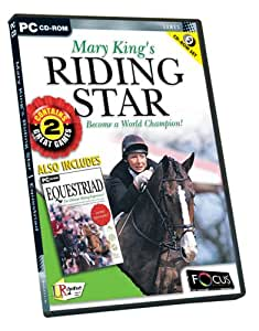 Mary King's Riding Star/ Equestriad (Double Pack) (PC CD)