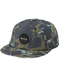 pretty nice 15190 e47f9 ... denmark rvca south eastern snapback hat black one size 31bf0 885cd