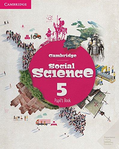 Cambridge Social Science Level 5 Pupil's Book (Social Science Primary) por Cambridge University Press