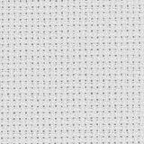 Toile Aïda 5,50 pts au cm 49 X 160 cm Coloris BLANC pour Point de Croix...