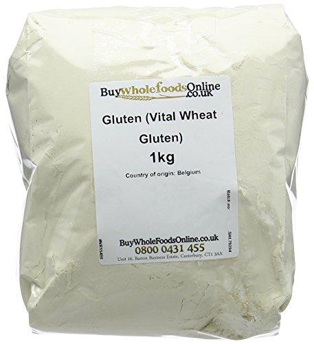 Buy Whole Foods Online Vital Wheat Gluten Flour, 1 kg