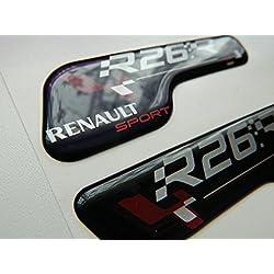 RENAUL R26 Sportwagen Abzeichen Emblem