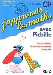 J'apprends les maths avec Picbille CP : Fichier de l'élève