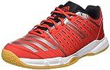 adidas Performance Herren Essence 12 Handballschuhe, Rot (Vivid Red S13/Night Met. F13/Ftwr White), 46 2/3 EU