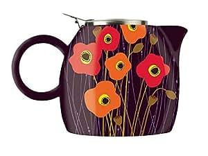 Tea Forté théière Pugg Poppy Fields 700ml
