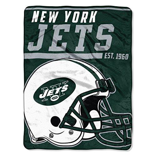 Northwest New York Jets Super Plush NFL Decke
