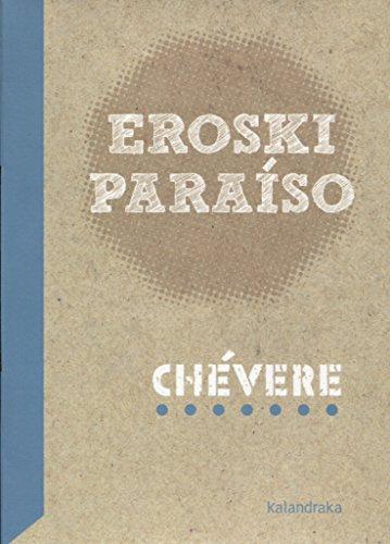 Eroski Paraíso: Premio do Libro Galego 2018 categoría teatro