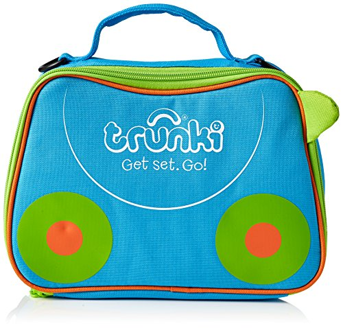 Trunki – Mochila para almuerzo y excursion, color azul