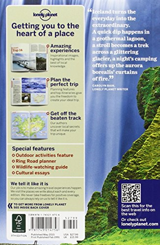 Iceland 9 (Country Regional Guides)