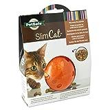 Petsafe Slimcat Cat Treat Ball (One size) (Orange)
