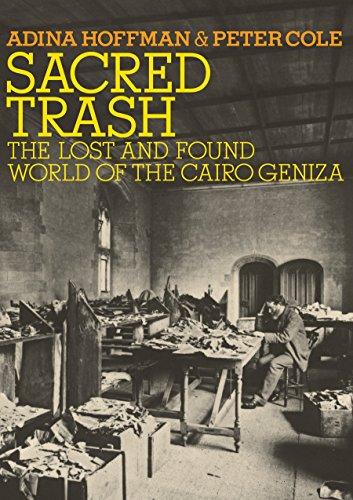 Sacred Trash: The Lost and Found World of the Cairo Geniza (Jewish Encounters) por Adina Hoffman