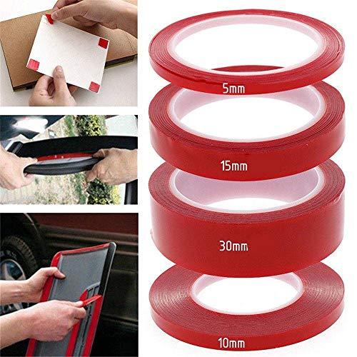 2 cintas adhesivas 3M transparentes