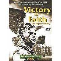 Victory of Faith Deluxe Remastered DVD (Der Sieg des Glaubens) by Adolf Hitler