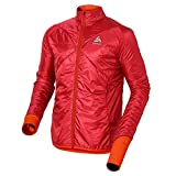 Odlo Primaloft Jacket - Formula One/Spicy Orange