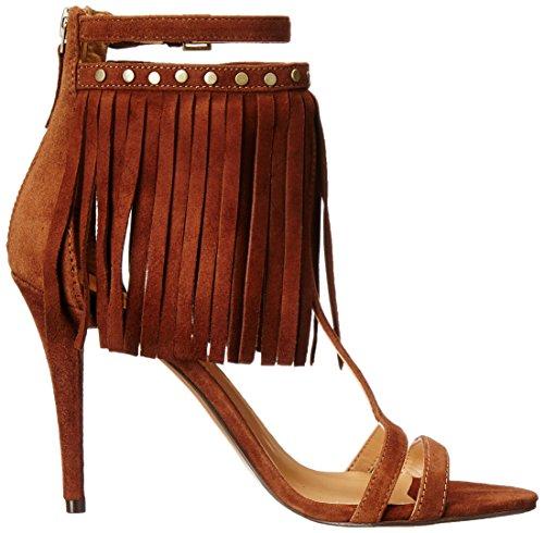 Nine West Dont Dare Femmes Daim Sandales brown