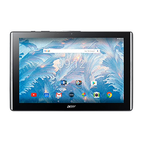 Acer Iconia One 10 B3-A40-K5S2 Tablet (32GB, 10.1 Inches, WI-FI) Black, 2GB RAM Price in India