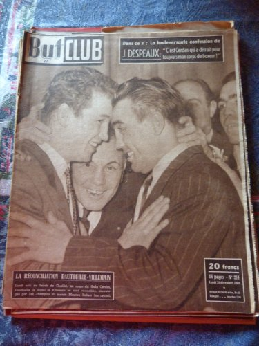BUT ET CLUB [No 214] du 26/12/1949 - con...