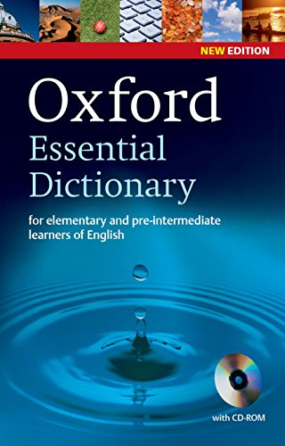 Oxford essentials learner's dictionary. Con CD-ROM