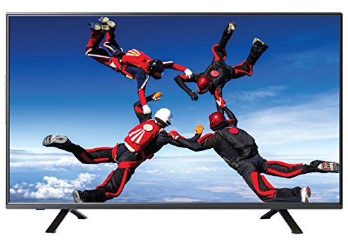 Sansui Smn42qh0zsa 107cm (42 Inches) 4k Ultra Hd Smart Led Tv (black)
