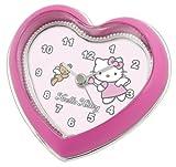 Best HELLO KITTY Alarm Clocks - Hello Kitty Heart Shaped Bedside Alarm Clock Review