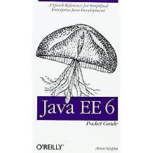 Java EE 6 Pocket Guide by Arun Gupta (2012-10-05)