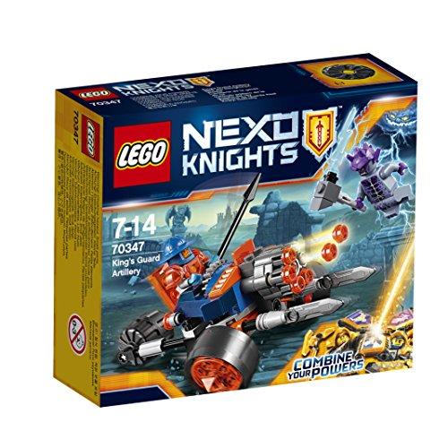 Preisvergleich Produktbild Lego Nexo Knights 70347 - Bike königlichen Wache