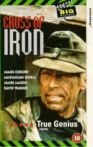 Preisvergleich Produktbild Cross of Iron [UK IMPORT]