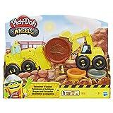 Play-Doh Graafmachine En Bulldozer