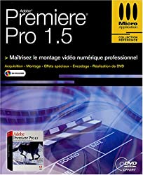 Premiere Pro 1.5 (1DVD)