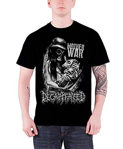 Mother Decapitated è stato ufficialmente Nue Uomo Nero T-Shirt