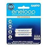 Sanyo BK-4MCCE/2BN Eneloop AAA 800 mAh R...