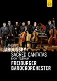 Bach & Telemann - Sacred Cantatas [Reino Unido] [Blu-ray]