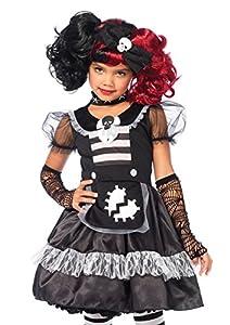 Leg Avenue C48142 - Rebel Rag Doll de Vestuario