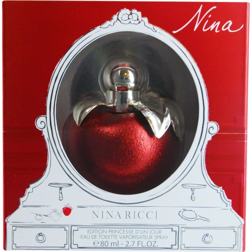 Nina Ricci Nina princesa 80ml Día edición limitada