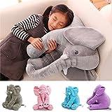 Wuchance Baby Kinder/Kinder Weichem Plüsch Elefant Schlafkissen Kinder Lendenkissen Spielzeug...