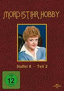 Mord ist ihr Hobby - Staffel 8.2 [3 DVDs]