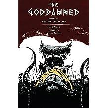 The Goddamned Oversized 'Before the Flood' HC