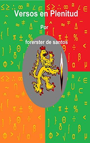 Versos de Plenitud por Forester de Santos