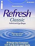 Refresh Eye Drops Individual Dose 30/box - Best Reviews Guide