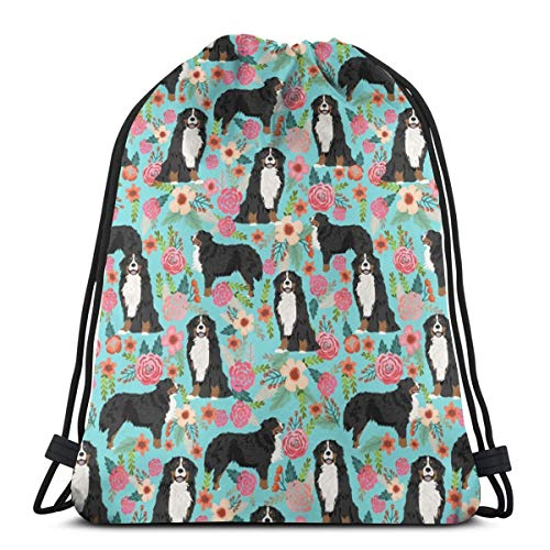 Bernese Mountain Dog Florals Dog Dog Breed Cute Dogs...