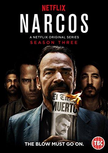 Narcos Season 3 [Reino Unido] [DVD]