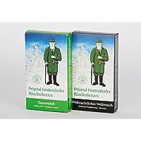 Crottendorfer Räucherkerzen Weihnachtsdüfte 2er Set WEIHRAUCH und TANNENDUFT preisvergleich bei billige-tabletten.eu
