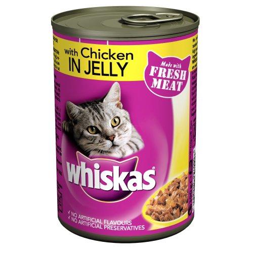 whiskas-cat-food-tin-chicken-in-jelly-390g