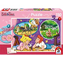 Puzzle 100 Teile Bibbis Blocksberg Puzzles & Geduldspiele