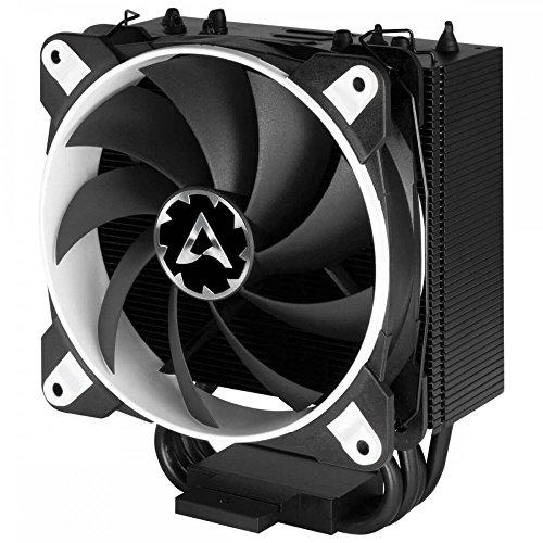 Drei-phasen-motor-controller (ARCTIC Freezer 33 TR - Tower CPU Kühler für AMD, Ryzen, Threadripper, sTR4 I Leiser 3-Phasen-Motor I Drehzahlbereich von 200 bis 1800 RPM - Weiss)